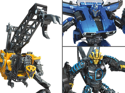 Transformers Studio Series Deluxe Wave 7 Set of 3 Figures