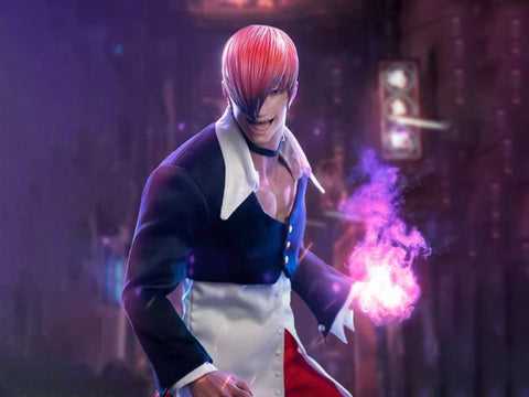The King of Fighters XIV Iori Yagami (DLC Classic Version) 1/6 Scale Figure