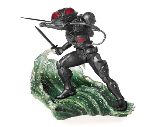 Aquaman Battle Diorama Series Black Manta 1/10 Art Scale Statue