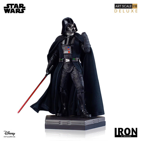 Darth Vader Deluxe Art Scale 1/10 - Star Wars