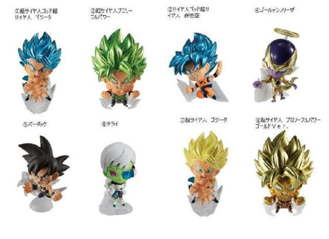 Dragonball Super Warrior Figure 3