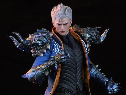ASMUS: Devil May Cry III Vergil (Luxury Edition) 1/6 Scale Figure