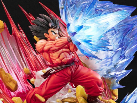Dragon Ball Z HQS Goku Kaio-ken 1/6 Scale Limited Edition Statue
