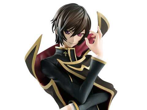 Code Geass: Lelouch of the Rebellion EXQ Lelouch Lamperouge (Ver. 2)