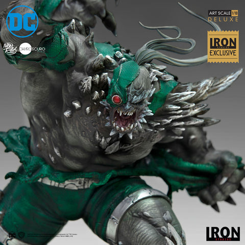 DC Comics Doomsday Art scale 1/10