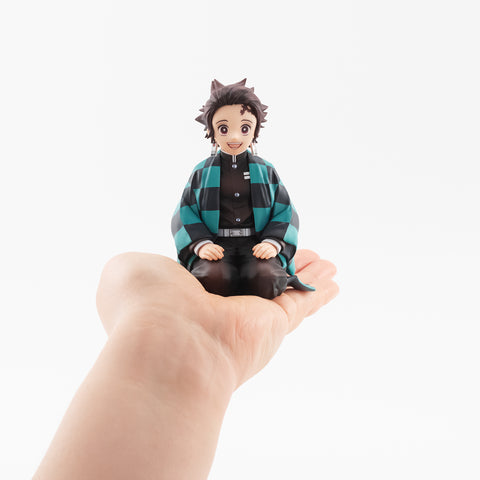 G.E.M. Demon Slayer Palm Sized Tanjiro + GIFT ITEM