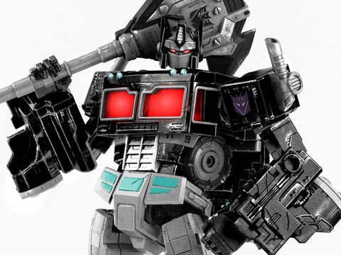 Transformers: War for Cybertron Trilogy DLX Scale Nemesis Prime PX Previews Exclusive