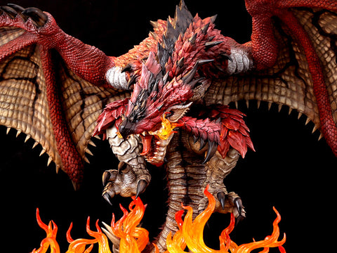 Monster Hunter Rathalos - The King of the Skies 1/10 Scale Diorama
