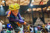 Super Saiyan Trunks vs Mecha Freeza 1/4 Scale Statue