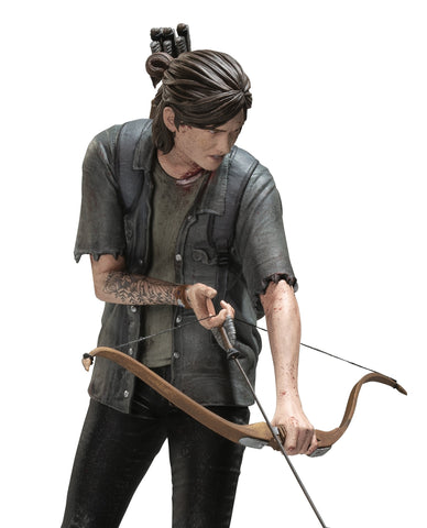 Last of Us Part II: Ellie with Bow PVC Figure