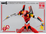 Rebuild of Evangelion ROBO-DOU Production Model-02 Figure