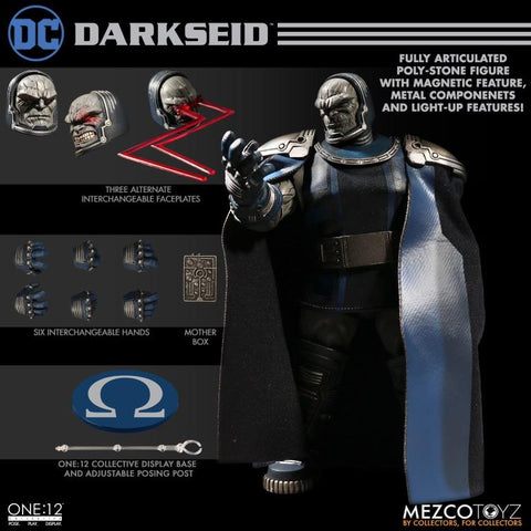 Pre Order DC Comics One:12 Collective Darkseid - GeekLoveph