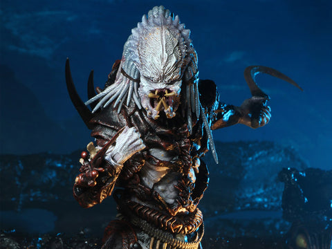 Neca: Predator Ultimate Alpha Predator 100th Edition Figure - REOFFER