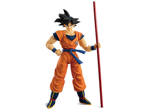 Dragon Ball S.H.Figuarts Goku's Power Pole Accessory - GeekLoveph