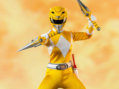 Mighty Morphin Power Rangers Yellow Ranger 1/6 Scale Figure