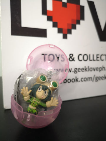 My Hero Academia Deformed Mascot GASHAPON V2 Tsuyu Asui