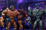 NECA: TMNT Cartoon Series 4 - Tragg and Grannitor 2-pack