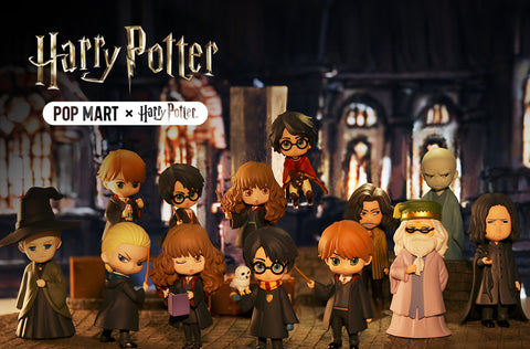 POP MART Harry Potter Magic 12 Blind Box Set