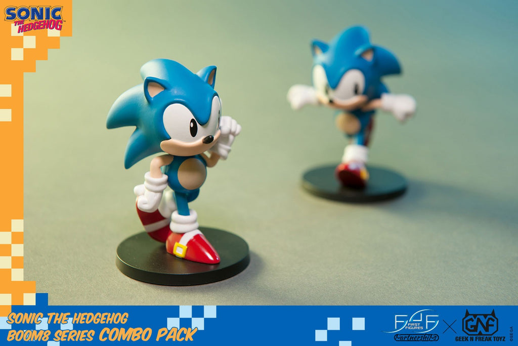 Sonic The Hedgehog Boom8 Vol 1 4 Geekloveph