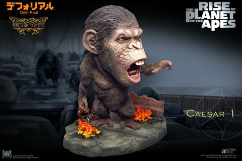 Rise of the Planet of the Apes Defor Real - Caesar (Chain) Deluxe