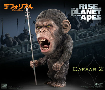 Rise of the Planet of the Apes Defor Real - Caesar (Spear)