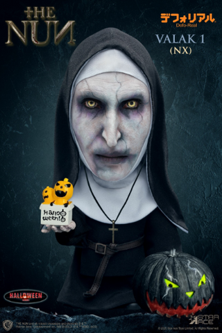 The Nun Defo-Real Valak (Closed Mouth-Halloween)