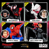 Miles Morales BDS Art Scale 1/10 – Spider Man Into The Spider Verse