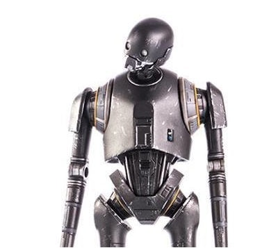 Star Wars Rogue One K2SO 1/10 Art Scale