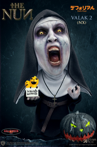 The Nun Defo-Real Valak (Open Mouth-Halloween)