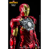 King Arts 1/9 Diecast Figure Series DFS022  Diecast Action Iron Man Mark4