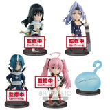 That Time I Got Reincarnated as a Slime World Collectable Figure Boxed Set of 6 Figures
