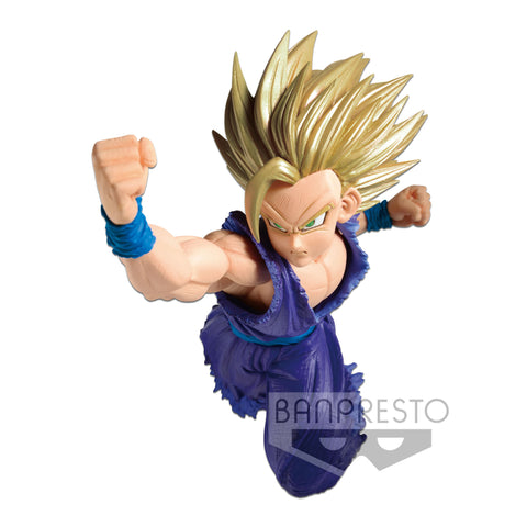 Dragon Ball Super Scultures Banpresto Figure Colosseum 7 Vol1 SSJ2 Gohan