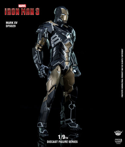 1/9 Diecast Iron Man Mark 15