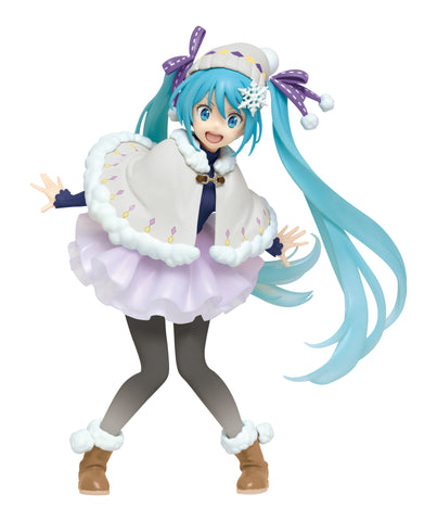 HATSUNE MIKU Figure Winter ver. -Renewal