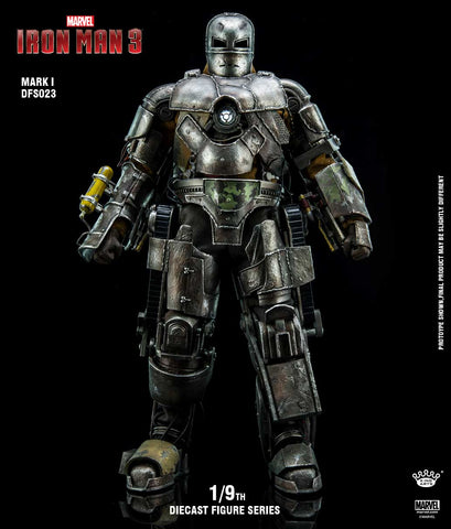 1/9 Diecast Iron Man Mark 1