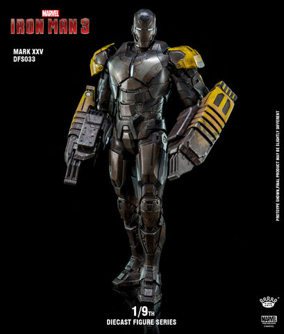 1/9 Diecast Iron Man Mark 25