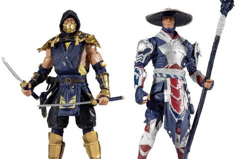 Mortal Kombat XI Scorpion & Raiden Two-Pack
