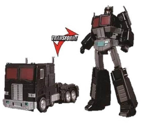 Takara Tomy MP-49 Black Convoy