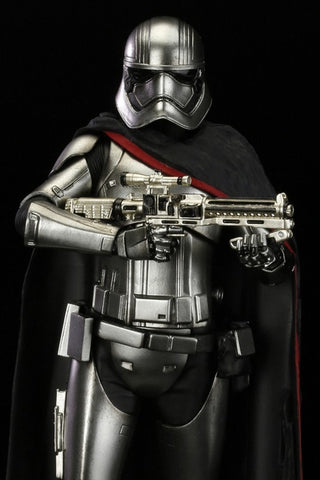Star Wars ARTFX+ Captain Phasma The Force Awakens Ver.