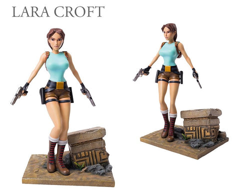Gaming Heads - Lara Croft