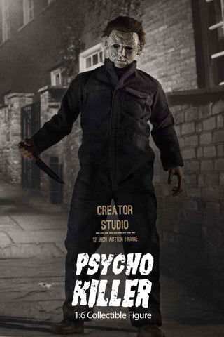 The 1/6 action figure : Psycho Killer