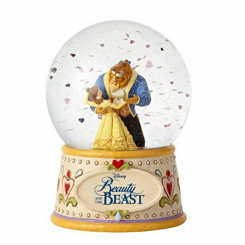 Disney Traditions Beauty and the Beast 120mm Waterball