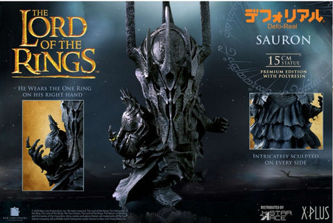The Lord of the Rings - Defo Real Sauron Limited Edition