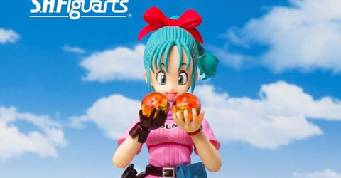S.H.Figuarts Bulma - The Adventure Begins