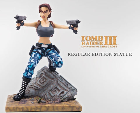 Gaming Heads - Tomb Raider III: Adventures of Lara Croft