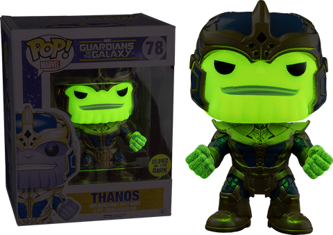Funko POP Thanos Glow-in-the-Dark 6-Inch