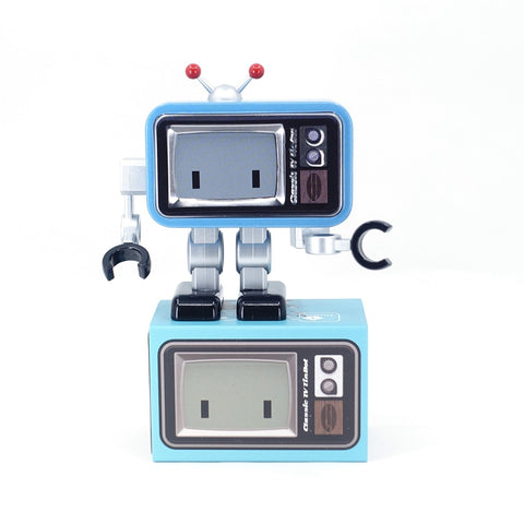 TinBot Collectibles: TV (Blue)