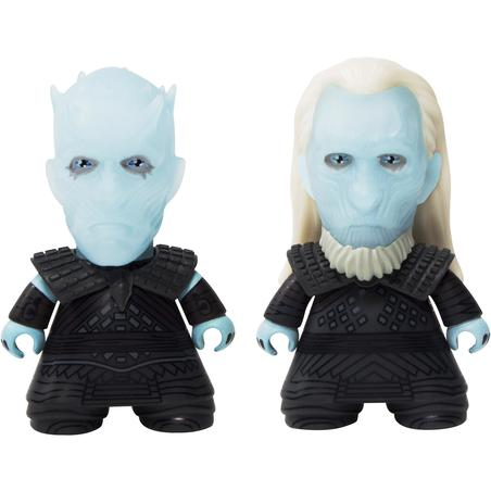 "Game Of Thrones TITANS: 3"" Twin Pack Night King and White Walker"