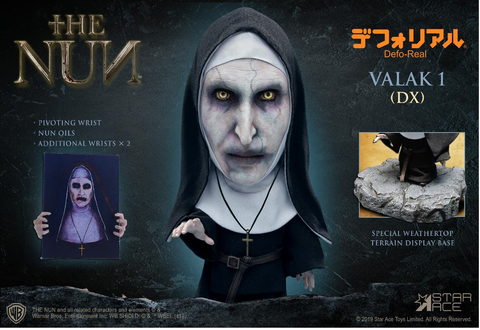 Star Ace: Defo Real The Nun - Valak Deluxe