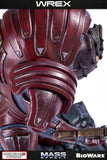 Gaming Heads - Mass Effect: Wrex - Regular statue